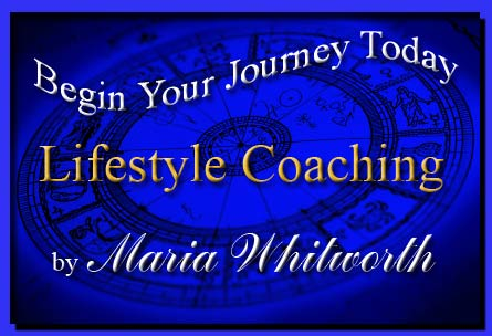 Maria Whitworth Lifestyle Coaching Clarivoyant  Medium Psychic